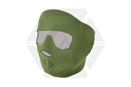Viper Special Ops Face Mask (Olive) © Copyright Zero One Airsoft
