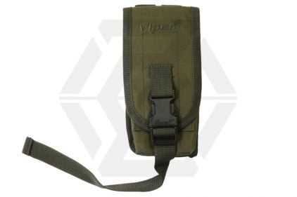 Viper MOLLE M4 Double Mag Pouch (Olive)
