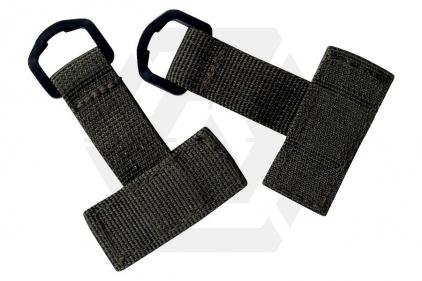 Viper MOLLE D Rings (Black)