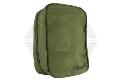 Viper MOLLE Medics Pouch (Olive) © Copyright Zero One Airsoft
