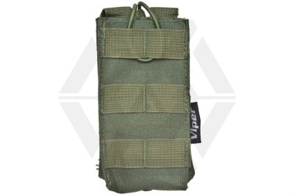 Viper MOLLE Quick Release Single Mag Pouch (Olive)