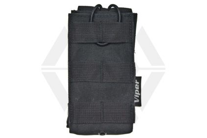 Viper MOLLE Quick Release Single Mag Pouch (Black)