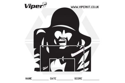 Viper Paper Targets Pack of 100