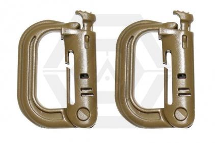 Viper V-Lock Set of 2 (Coyote Tan)