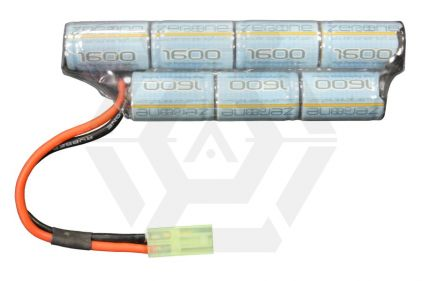 Zero One 8.4v 1600mAh NiMH Battery for ICS CXP or MA-82