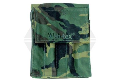 Web-Tex A6 Notebook Case (DPM) © Copyright Zero One Airsoft