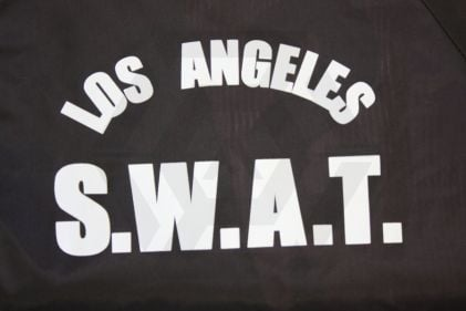 "Mil-Force ""SWAT"" Windbreaker - Size Large"