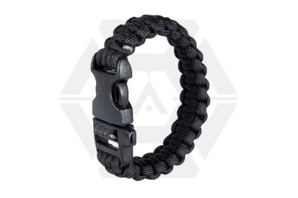 Web-Tex Wrist Band 200mm (Black)