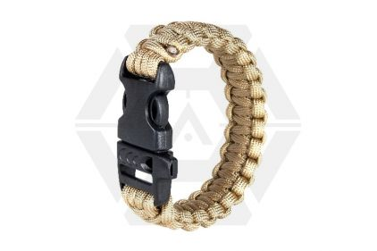 Web-Tex Wrist Band 200mm (Tan) © Copyright Zero One Airsoft