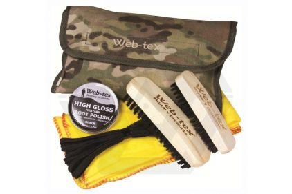 Web-Tex Boot Care Kit (MultiCam)