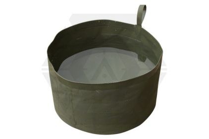 Web-Tex Collapsible Water Bowl © Copyright Zero One Airsoft