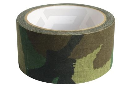 Web-Tex Fabric Tape 50mm x 10m (Camo)