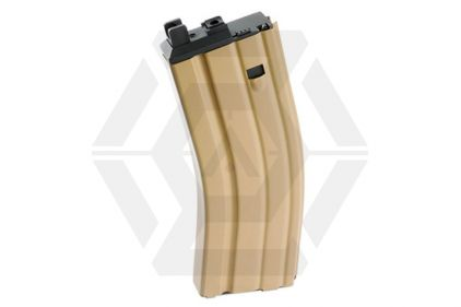 WE CO2 Mag for M4 30rds (Tan)