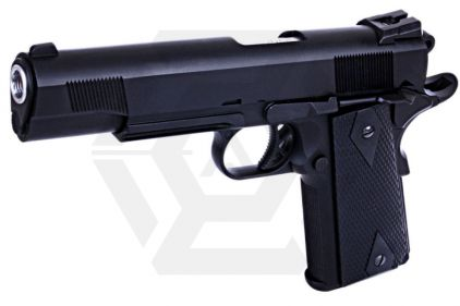 WE GBB 1911R (Black)