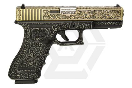 WE GBB Ornate Ivory G17 © Copyright Zero One Airsoft