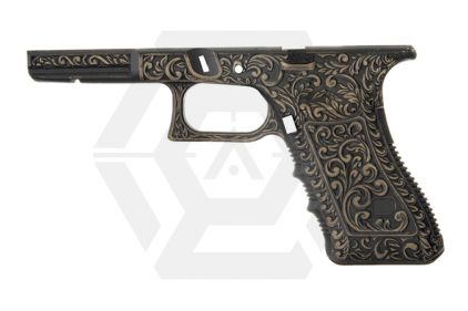WE G34/G35 Bronze Ornate Detail Lower