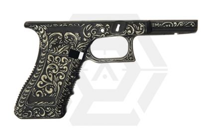 WE G34/G35 Ivory Ornate Detail Lower