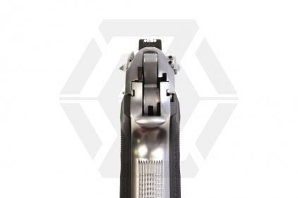 WE GBB M9A1 (Chrome)