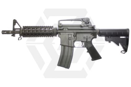 WE GBB M4 CQB-R (Black)