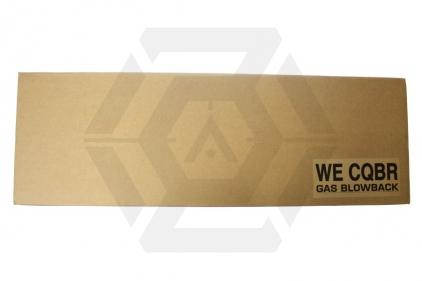 WE GBB M4 CQB-R (Black)