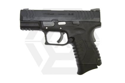 WE GBB XDM Compact 3.8 (Black) - Twin Mag Version © Copyright Zero One Airsoft