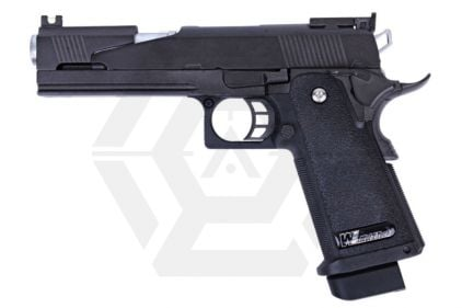 WE GBB Hi-Capa 5.1 Dragon (Black)