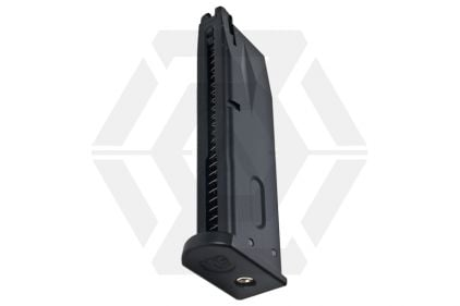 WE GBB Mag for M92 25rds (Black)