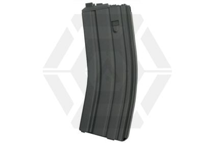 WE GBB Mag for M4 30rds (Black) © Copyright Zero One Airsoft