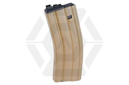 WE GBB Mag for M4 30rds (Tan)