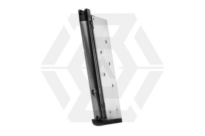 WE GBB Mag for MEU .45 15rds