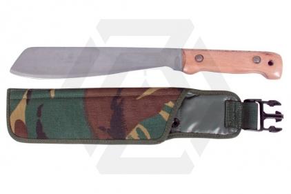 Web-Tex British Jungle Machete with PLCE Sheath (DPM)