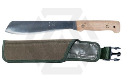 Web-Tex British Jungle Machete with PLCE Sheath (Olive)
