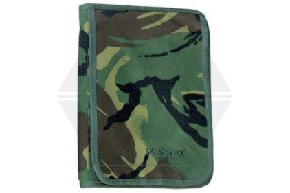 Web-Tex A5 Nirex Document Wallet © Copyright Zero One Airsoft