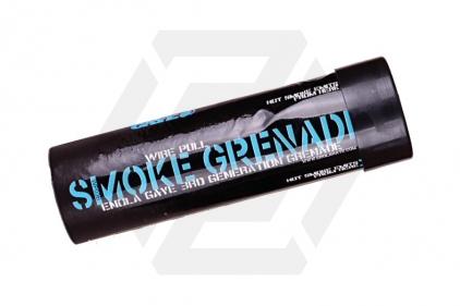 Enola Gaye Wire Pull Smoke (Blue) © Copyright Zero One Airsoft
