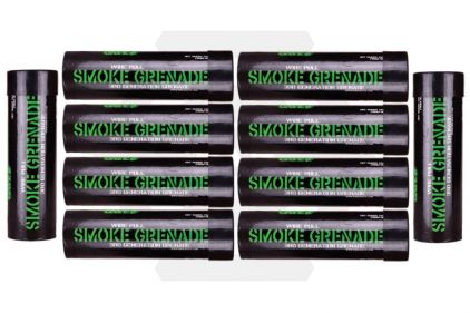 Enola Gaye Wire Pull Smoke (Green) Box of 10 (Bundle)