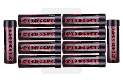 Enola Gaye Wire Pull Smoke (Red) Box of 10 (Bundle)