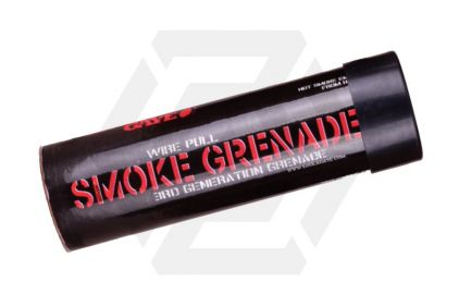 Enola Gaye Wire Pull Smoke (Red)