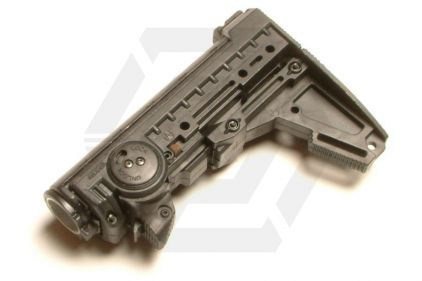 Warsmith MagPul Replica PTS M93 Stock for M4 Series (Black) © Copyright Zero One Airsoft