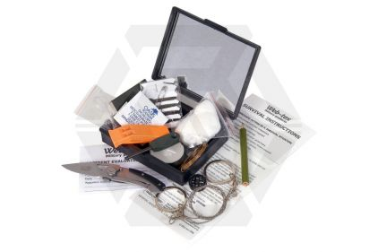 Web-Tex Combat Survival Kit