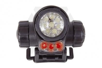 Web-Tex LED Head Torch
