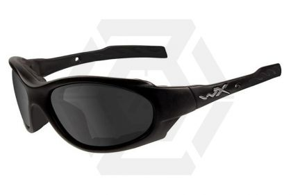 WileyX XL-1 Glasses with Black Frame and Smoke/Clear Lenses