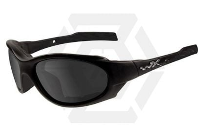 WileyX XL-1 Glasses with Black Frame and Smoke/Clear Lenses © Copyright Zero One Airsoft