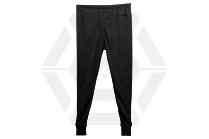 Web-Tex Pro XT Base Layer Leggings (Black) - Size Small © Copyright Zero One Airsoft