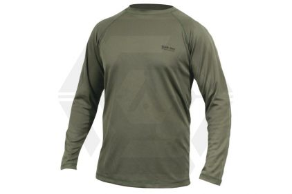 Web-Tex Pro XT Base Layer Top (Olive) - Size Large