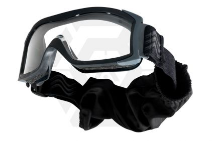 Bollé Ballistic Goggles X1000 (Black) © Copyright Zero One Airsoft