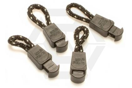 Mil-Force Zipper Pulls (Set of 4)