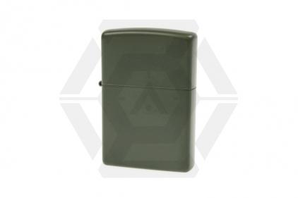 Zippo Lighter (Olive)