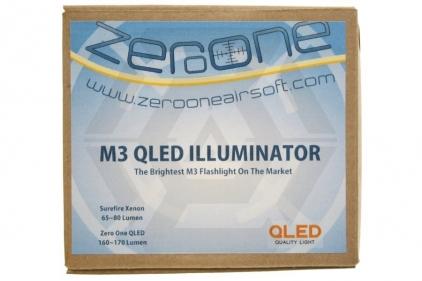 Zero One CREE LED M3 Illuminator (Tan)