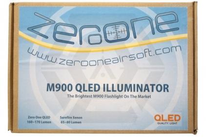 Zero One CREE LED M900 Weapon Light (Black)
