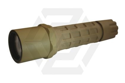 Zero One CREE LED G2 T6 Flashlight (Tan) © Copyright Zero One Airsoft